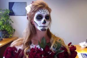 The Halloween Queen 2013