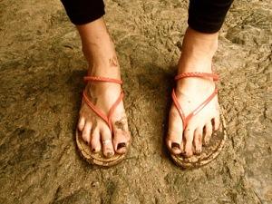 muddysandals